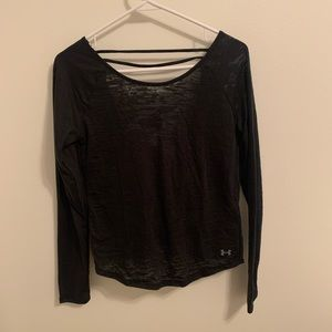 Under Armour shirt - black
